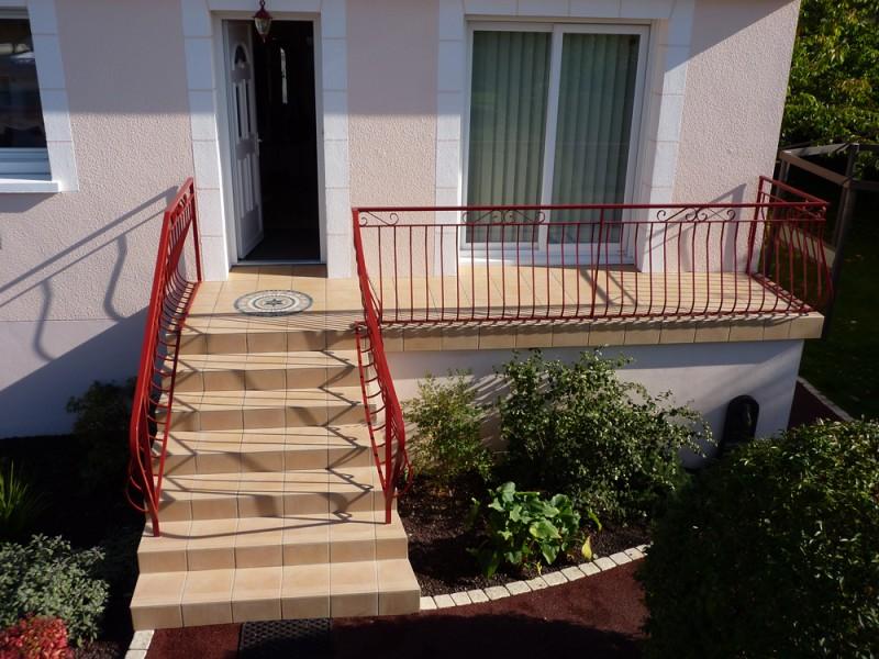 Carrelage et fa ence laval mayenne sarl trouillard for Carrelage balcon